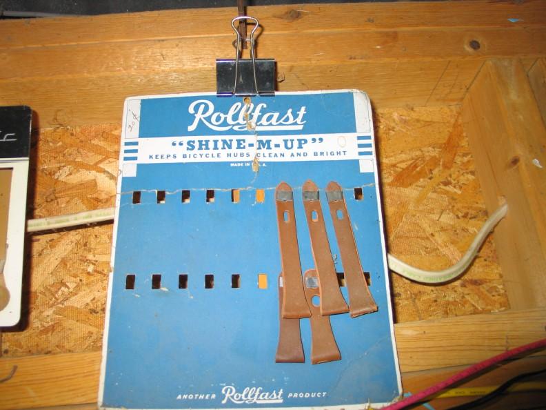 Bike Hub Shiners Rollfast Hub Shiners